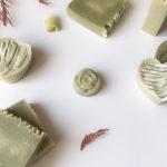 savon spiruline bio riche au beurre de Karité brute bio et 100% naturel